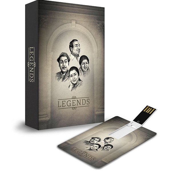 Music Card Legends 320kbps MP3 Audio