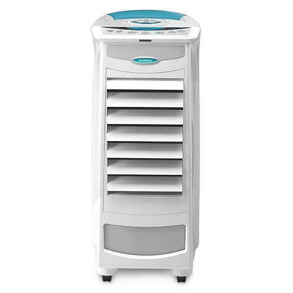 Symphony Silver i PURE 9 Liters Air Cooler with Remote Control