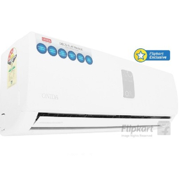 Onida 1 Ton 3 Star Split AC White