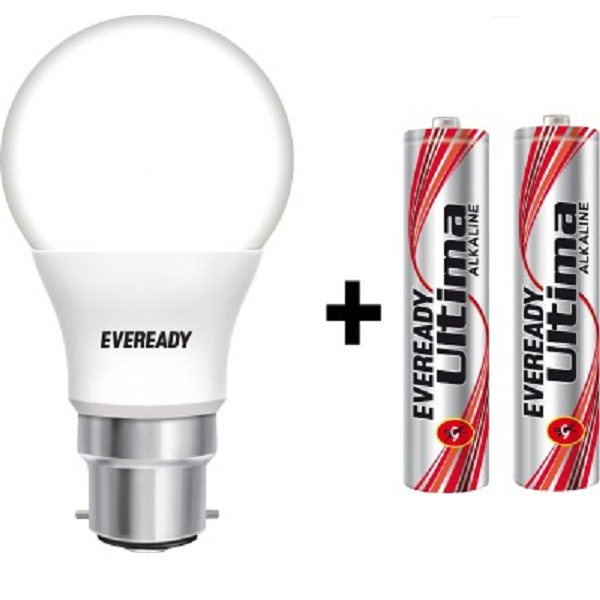 Eveready 9 W LED 6500K Cool Day Light Bulb