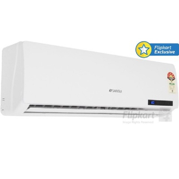 Sansui 1 Ton 5 Star Split AC White