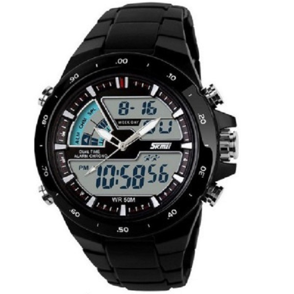 Skmei S Shock Analog Digital Watch For Men