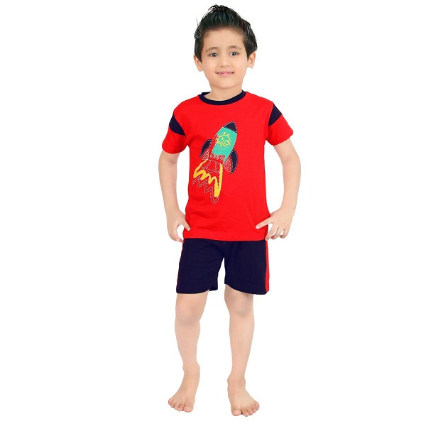 Punkster Boys Shorts Sets