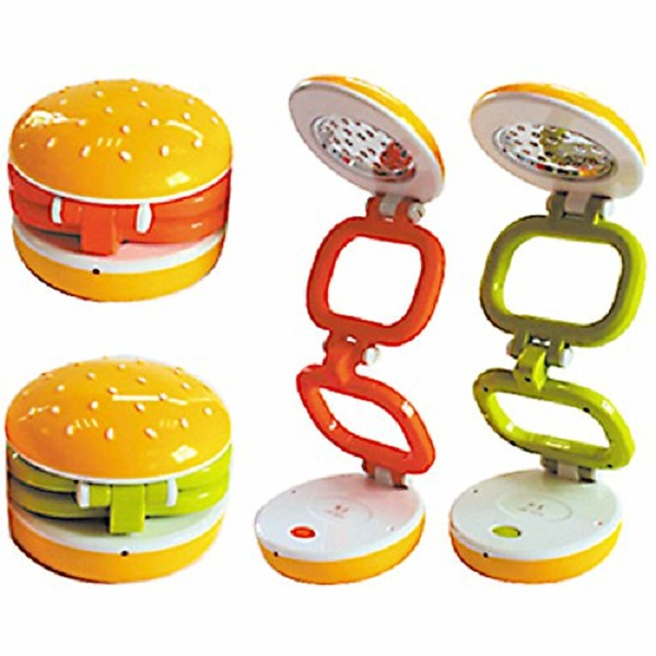 SahiBUY Hamburger Type LED Desk Lamp