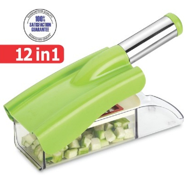 Ritu 12 in 1 Multipurpose Chipser Slicer Grater Chopper