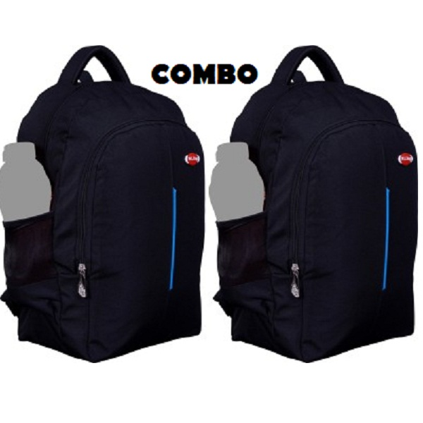 Nl Bags 16 inch Laptop Backpack Pack Of 2