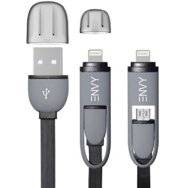 Envy 2 in 1 USB Data Cable USB Cable