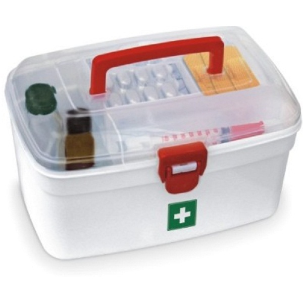 Milton Medical Box 2500 ml Plastic Multi purpose Storage Container