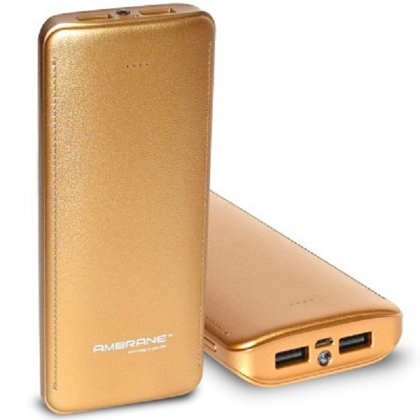 Ambrane Power Bank 15600 mAh