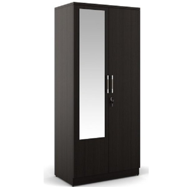 Spacewood Engineered Wood Free Standing Wardrobe