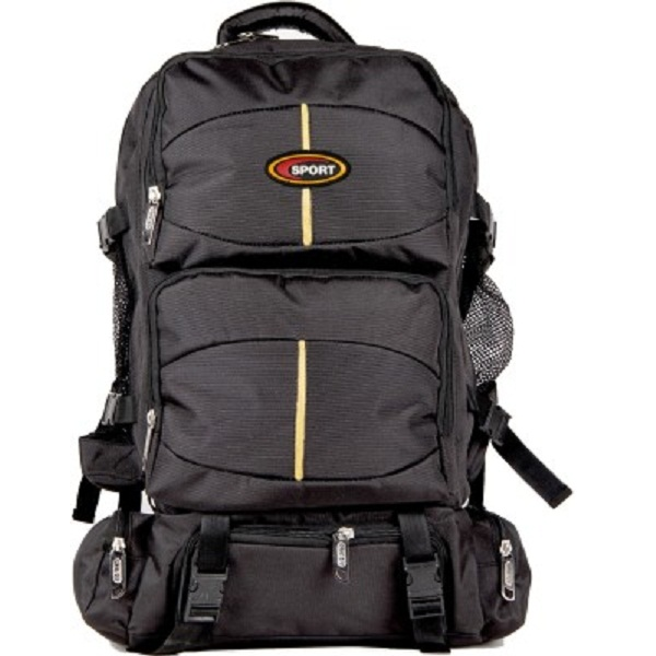 One Up DB24000 Black Rucksack