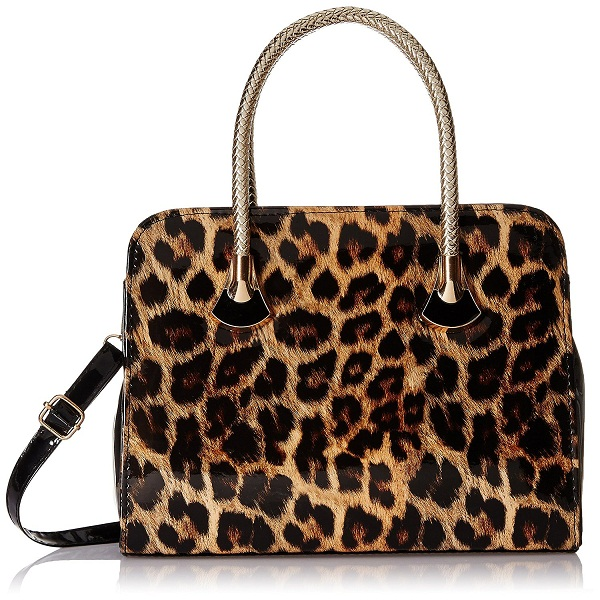 7 Jaunty Avenue Womens Satchel