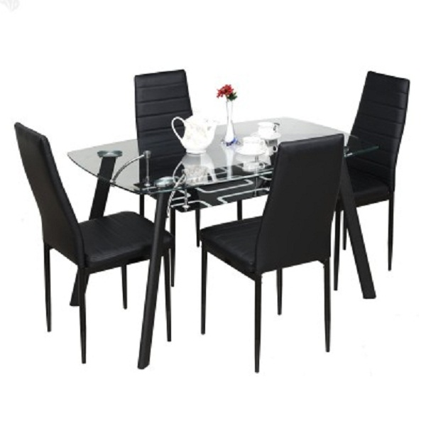 Royal Oak Milan Metal Dining Set