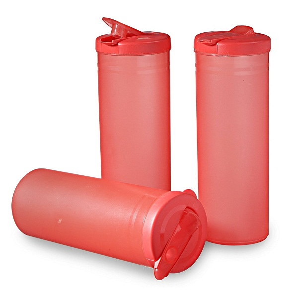 All Time Plastics Freeze Bottle Set of 3