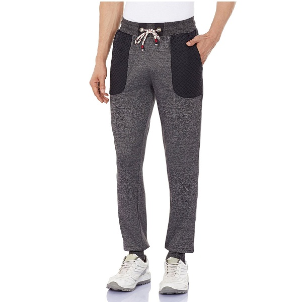 Fort Collins Mens Cotton Track Pants
