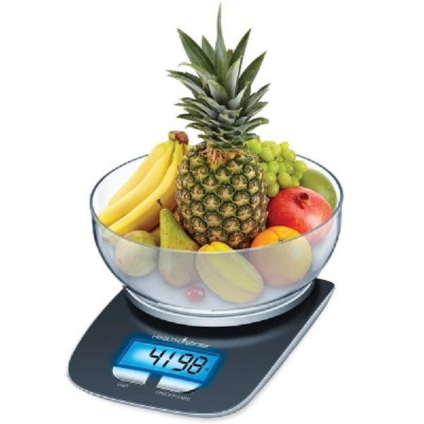 Healthsense ChefMate Digital Kitchen Weighing Scale