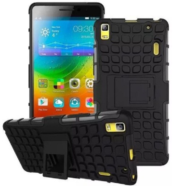 Chevron Shock Proof Case for Lenovo K3 Note