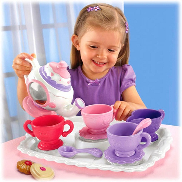 Fisher Price Magical Tea For Two
