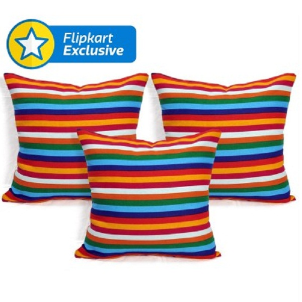 Cortina Striped Cushions Cover Pack of 3