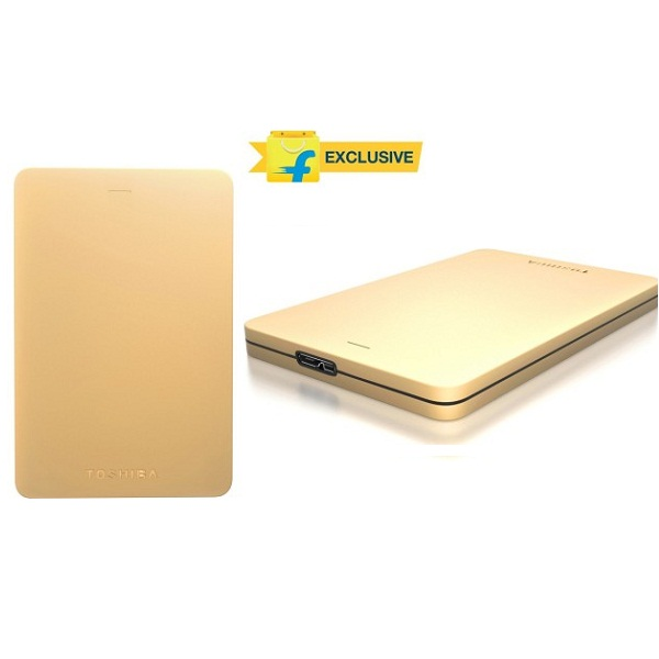 Toshiba Canvio Alumy 1 TB External Hard Drive