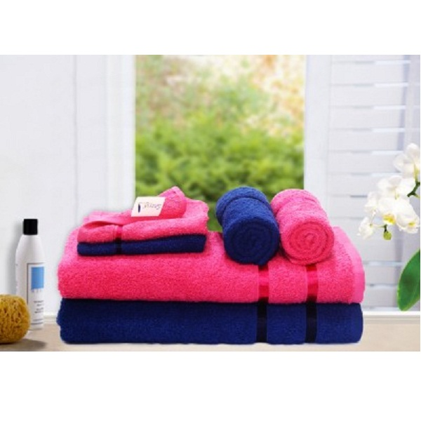 StoryHome Cotton Towel Set 6Pcs