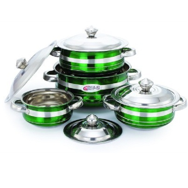 RV2 RV012 Pack of 4 Casserole Set