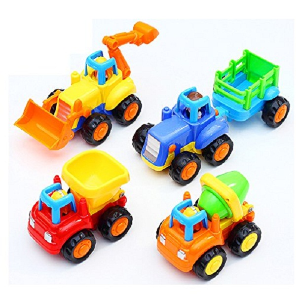 UNBREAKABLE Automobile CAR Toy Set For Children Kids Birthday Toy