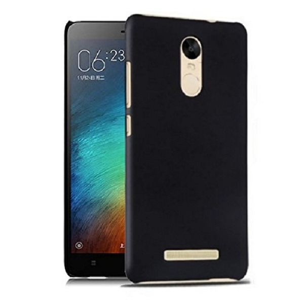 WOW Imagine Rubberised Matte Hard Case Back Cover