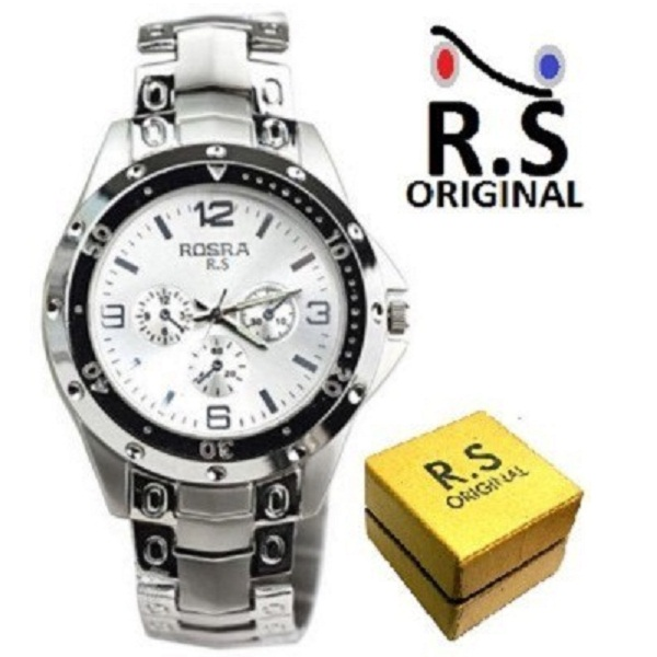 RS Mens Analog Watch
