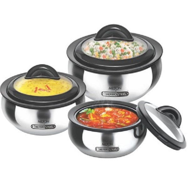 Milton Clarion Casserole Gift Set Pack of 3 Casserole Set