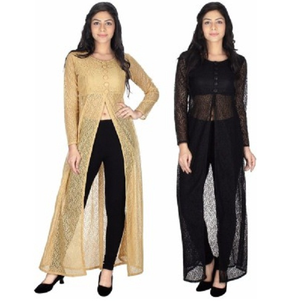 Crazy Style Womens Kurti Pack of 2