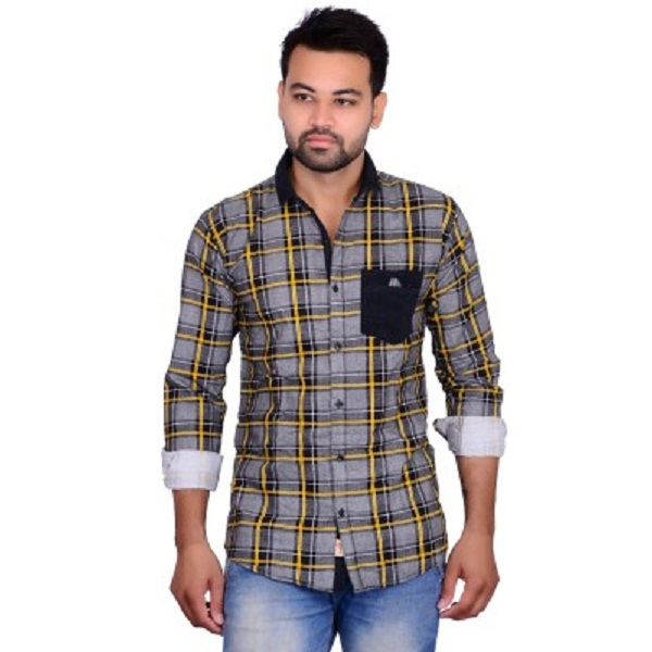 Evith Mens Casual Shirt