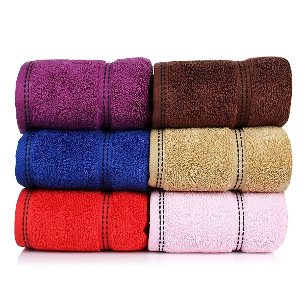 Cloth Fusion Pure Cotton Hand Towel Set