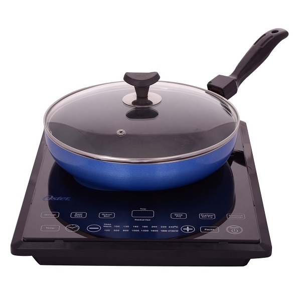 Oster 2100 Watt Feather Touch Type Induction Cooktop