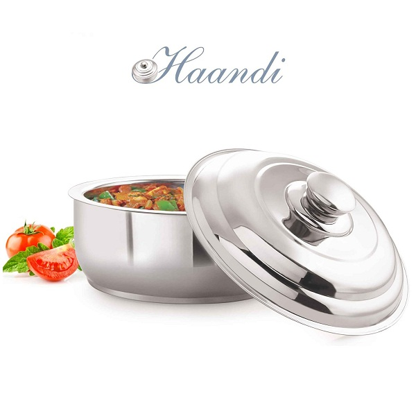 NanoNine Insulated Haandi Serving Pot 1000ml