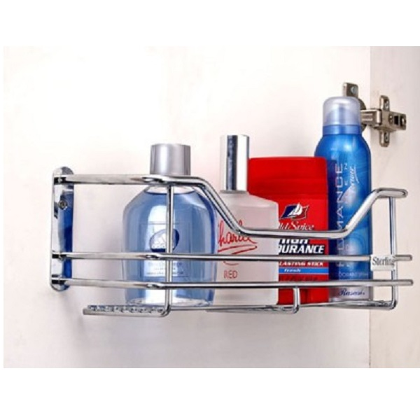Sterling Stainless Steel Wall Shelf