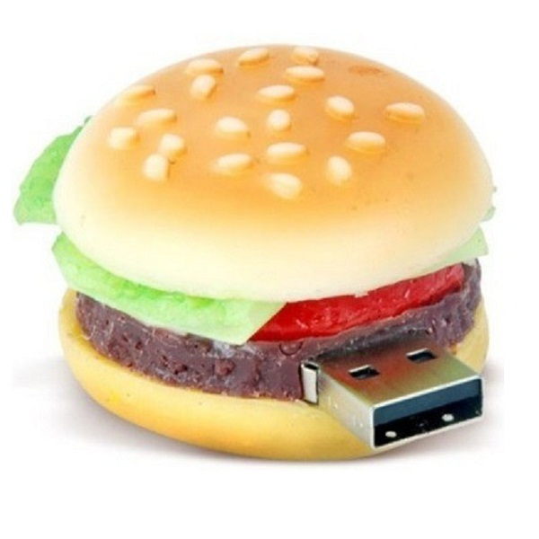 Quace Burger 32 GB Pen Drive