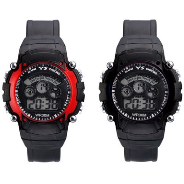 LegendDeal Digital Watch Combo