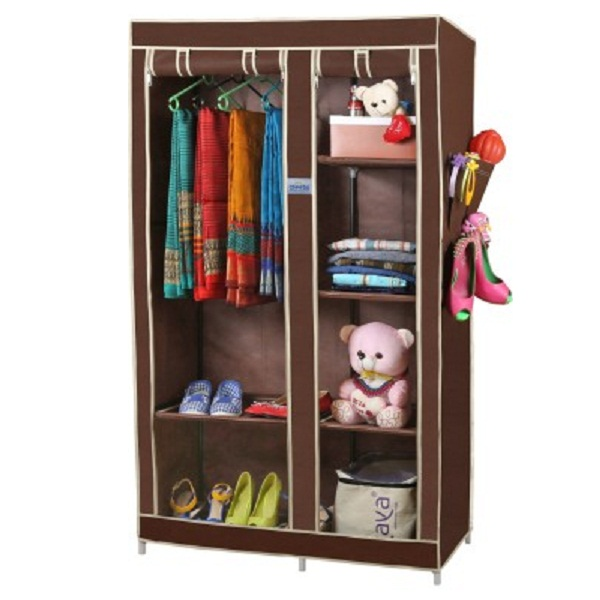 CbeeSo Stainless Steel Collapsible Wardrobe