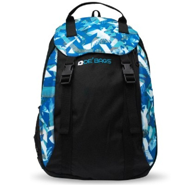 De Bags Flipper Blue 10 L Small Backpack