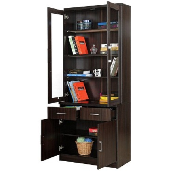 Royal Oak Engineered Wood Close Book Shelf