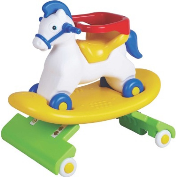 Toyzone Nepoleon Horse 3 In 1 Car
