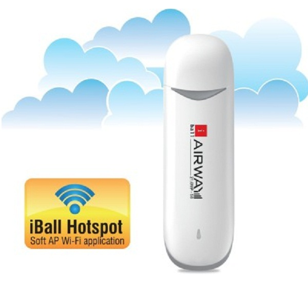 Iball airway Data Card