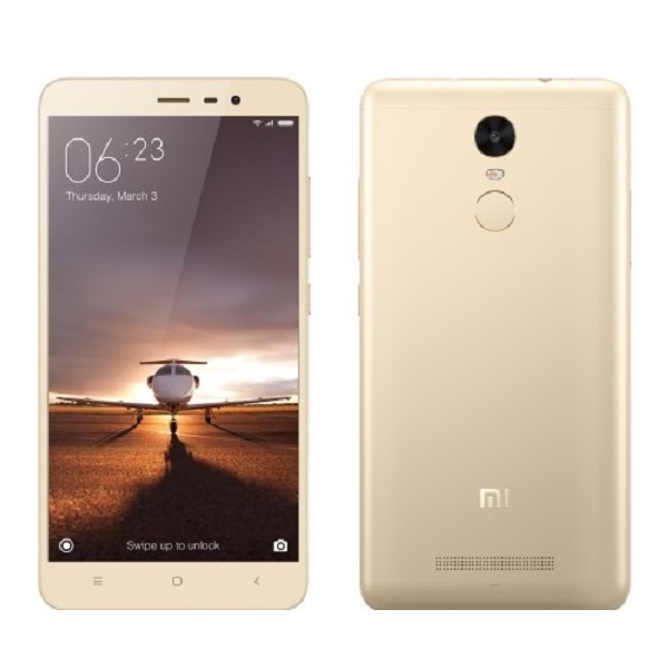 Redmi Note 3 Gold 16 GB