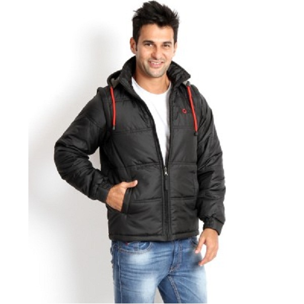 Rodid Full Sleeve Solid Mens Gilet Jacket