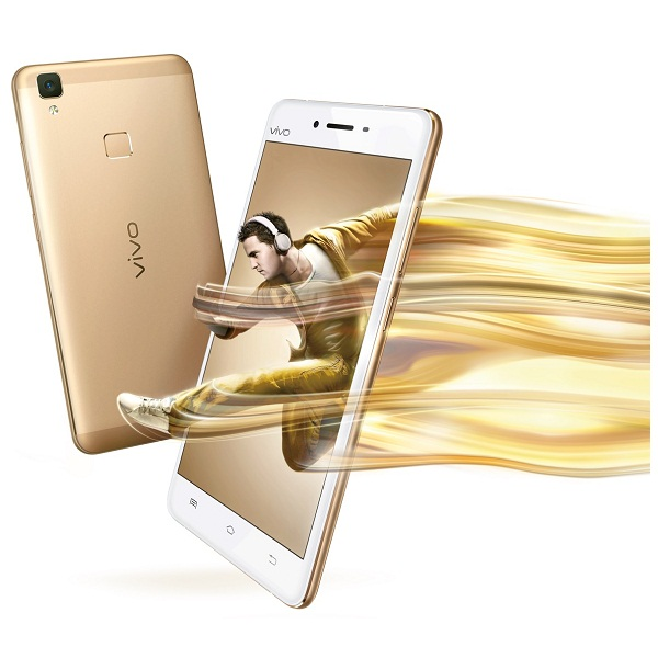 VIVO V3 32GB GOLD