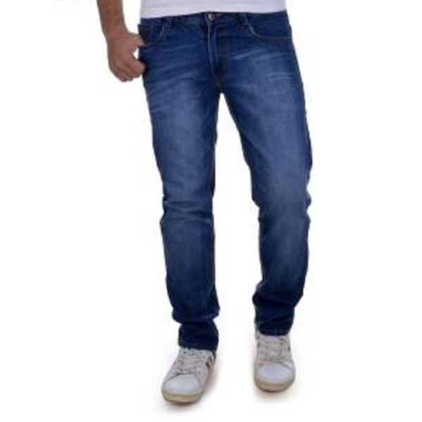 Ben Martin Regular Fit Mens Dark Blue Jeans