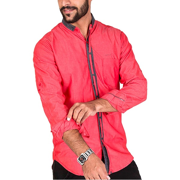 Rapphael Mens Casual Shirt