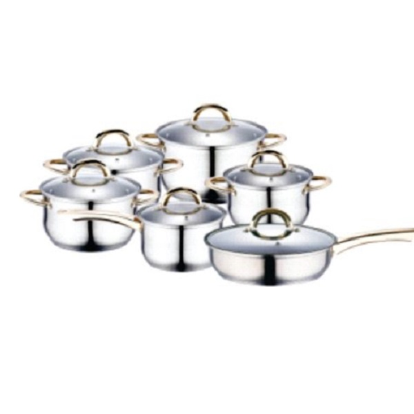 Renberg Jumbo Cookware Set 12Pieces
