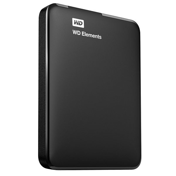 LIGHTNING DEAL WD Elements 2TB Portable Hard Disk